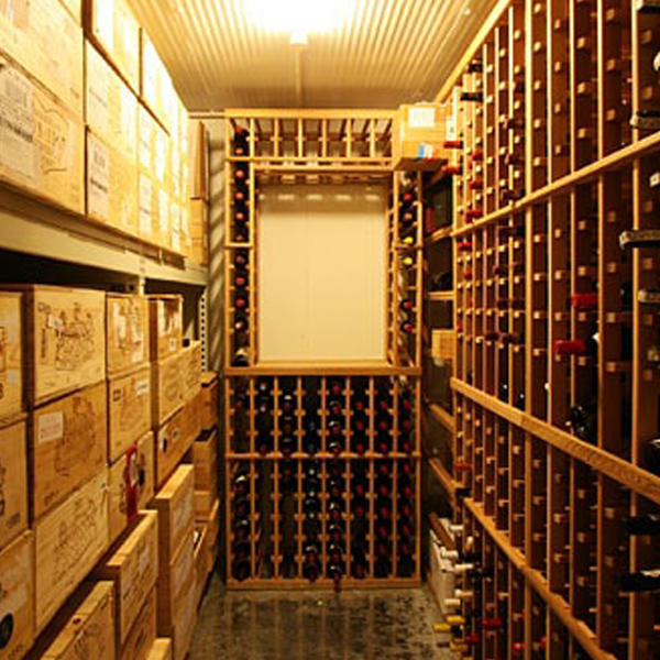 Hong Kong Wine Vault
